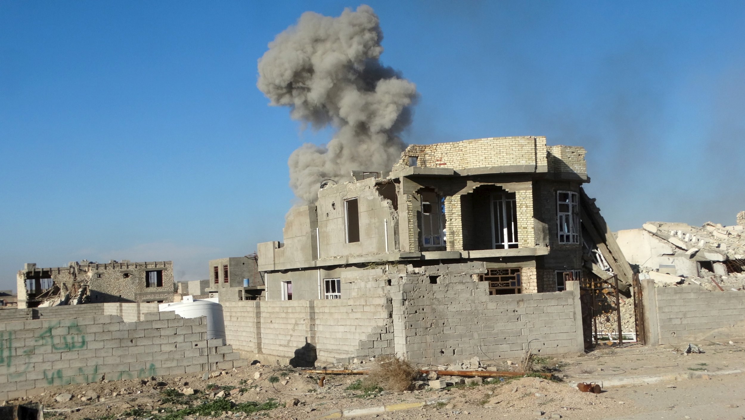ISIS spokesman wounded in airstrike