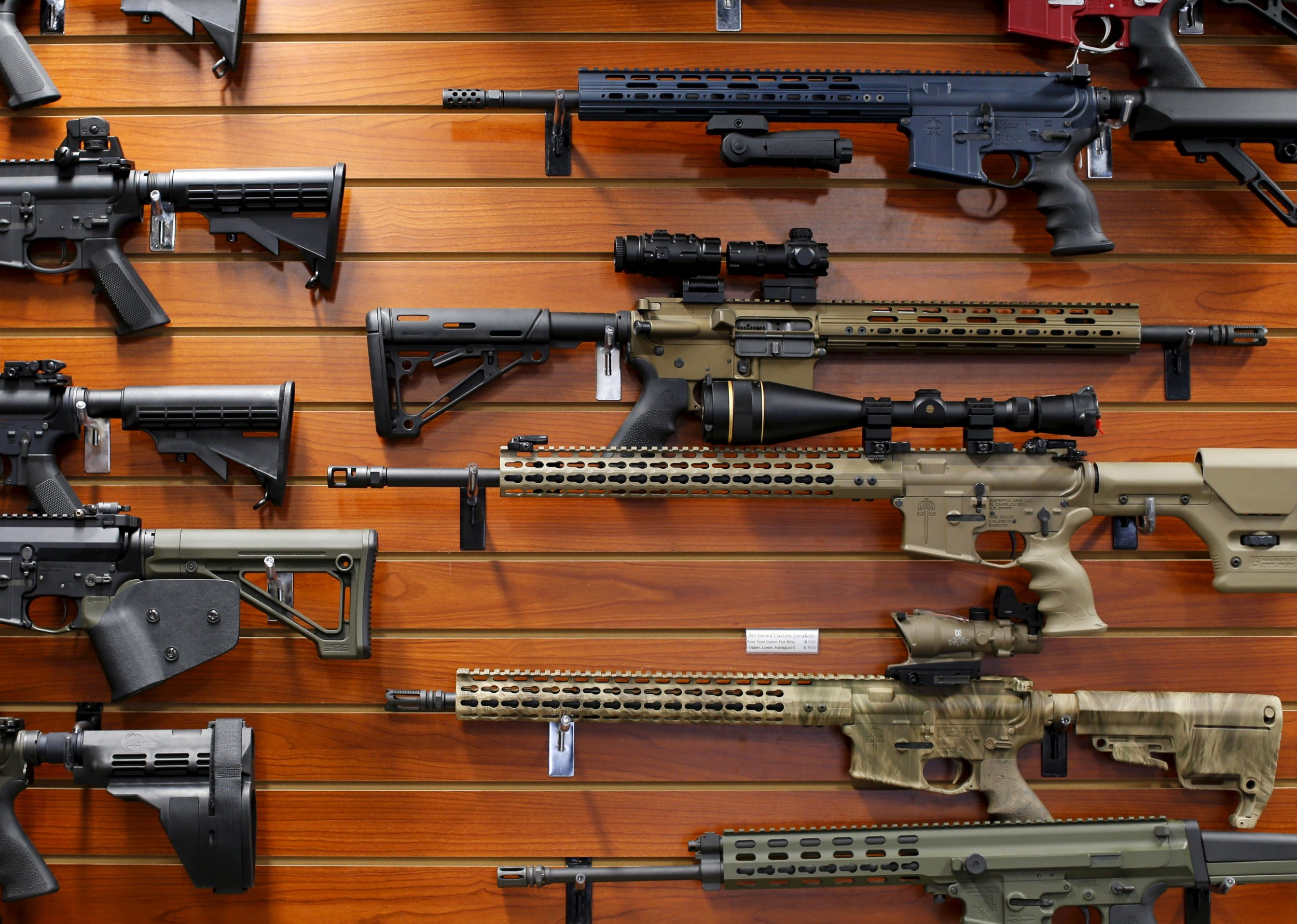 that bill that allow certain restriction on the sale of guns Facing pressure to tighten gun laws after a florida high school shooting and the slaying of a chicago police officer, illinois house lawmakers led by democrats on wednesday voted to create new.