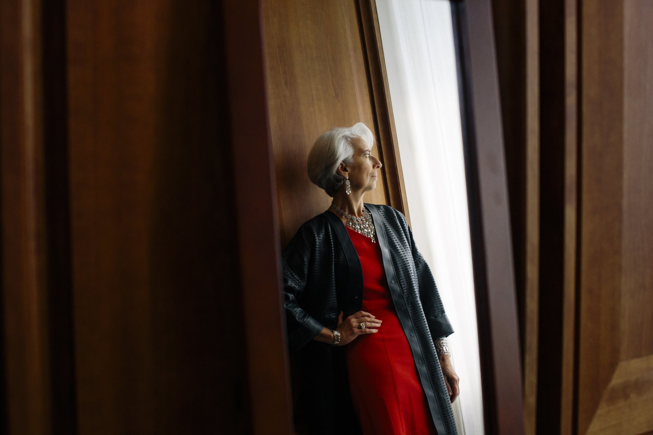The Trials of IMF Power Player Christine Lagarde