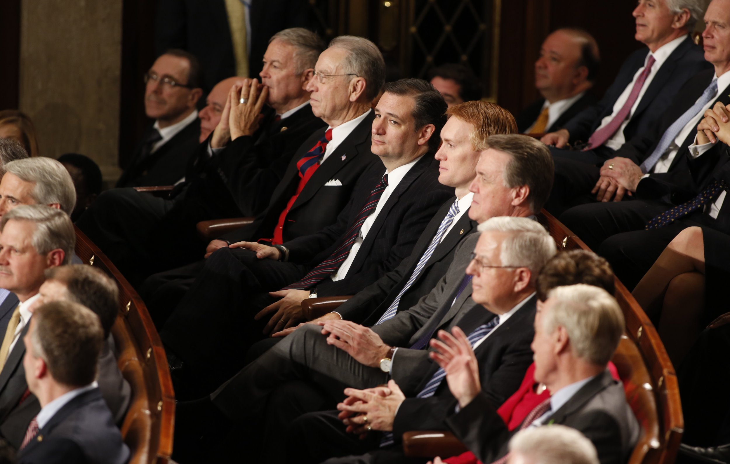 Ted Cruz to Skip Obama\'s Final State of the Union