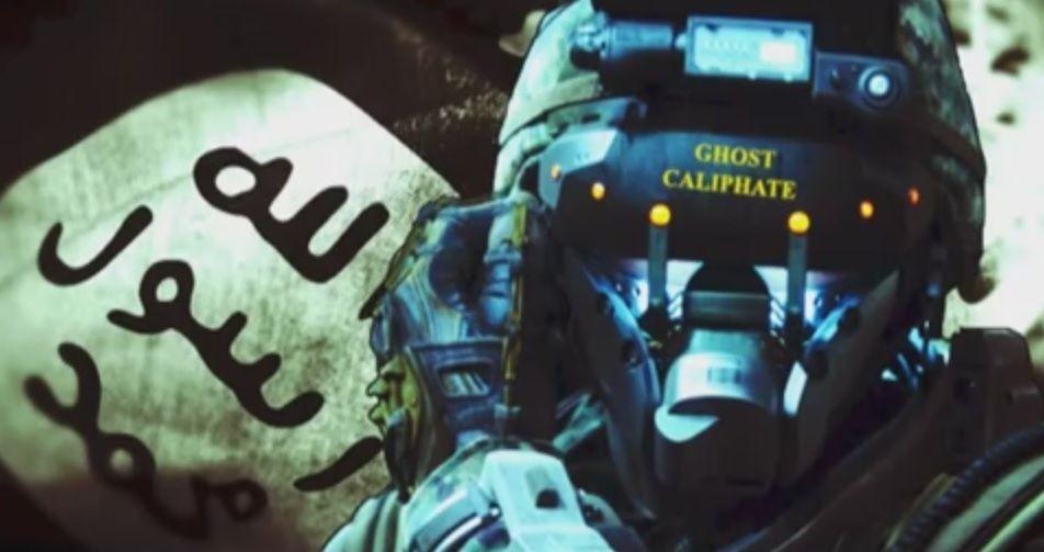 ISIS hackers Ghost Caliphate AnonGhost