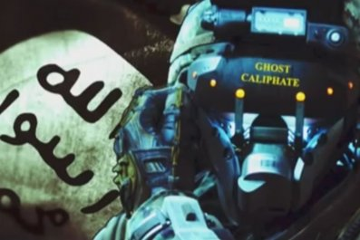 ISIS hackers Ghost Caliphate AnonGhost