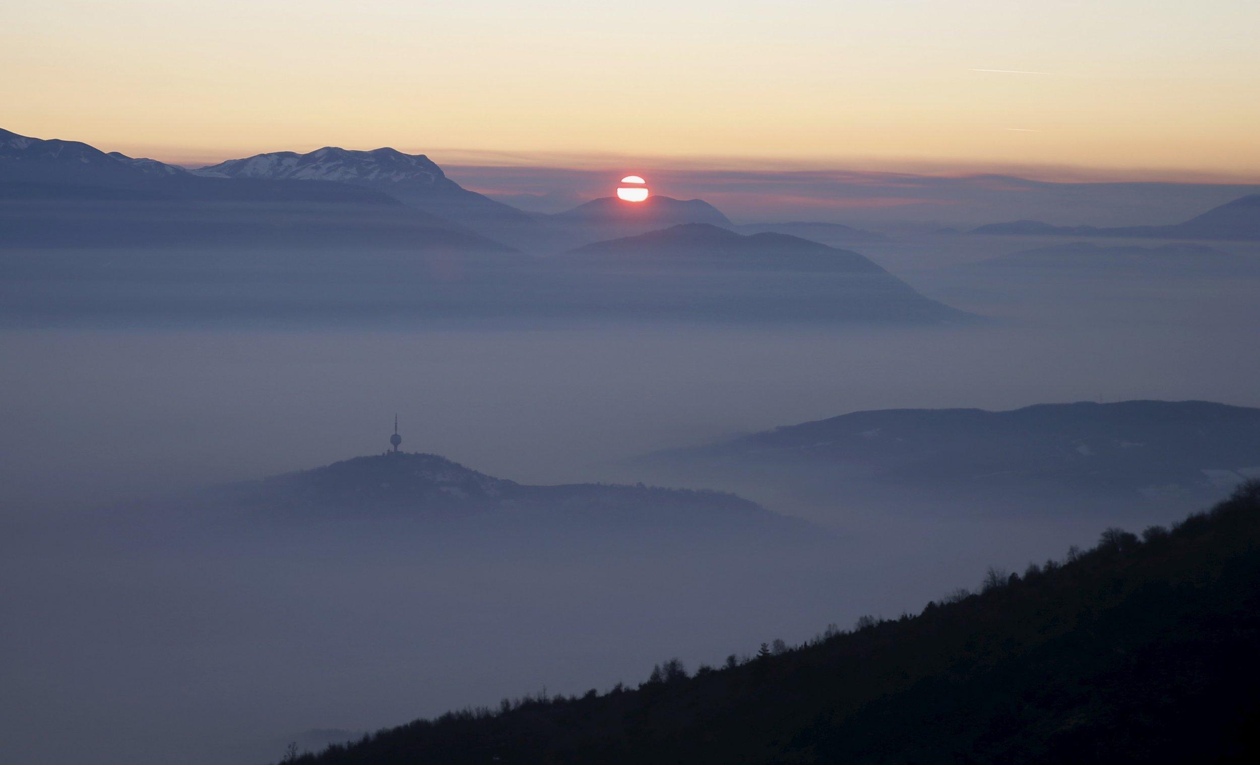 sun-haze