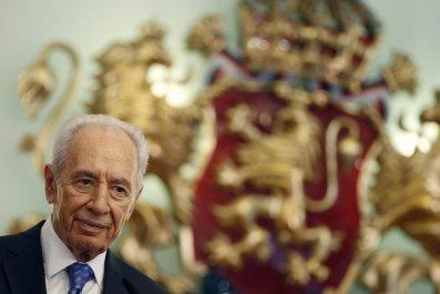 0114_Peres_Israel_President_01