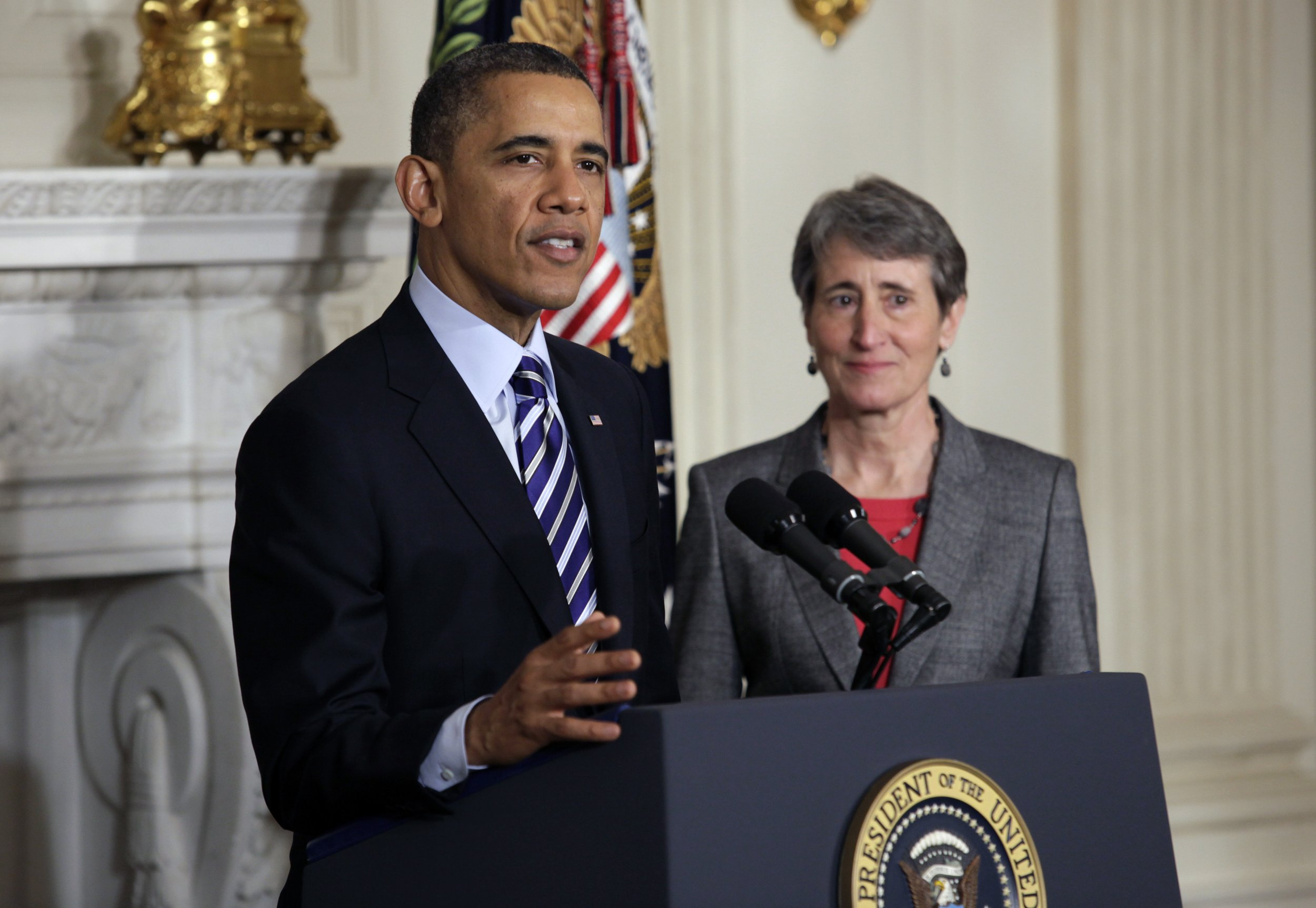 Sally Jewell Announces Overhaul of Coal Program