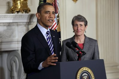 Sally Jewell Announces Overhaul of Coal Program
