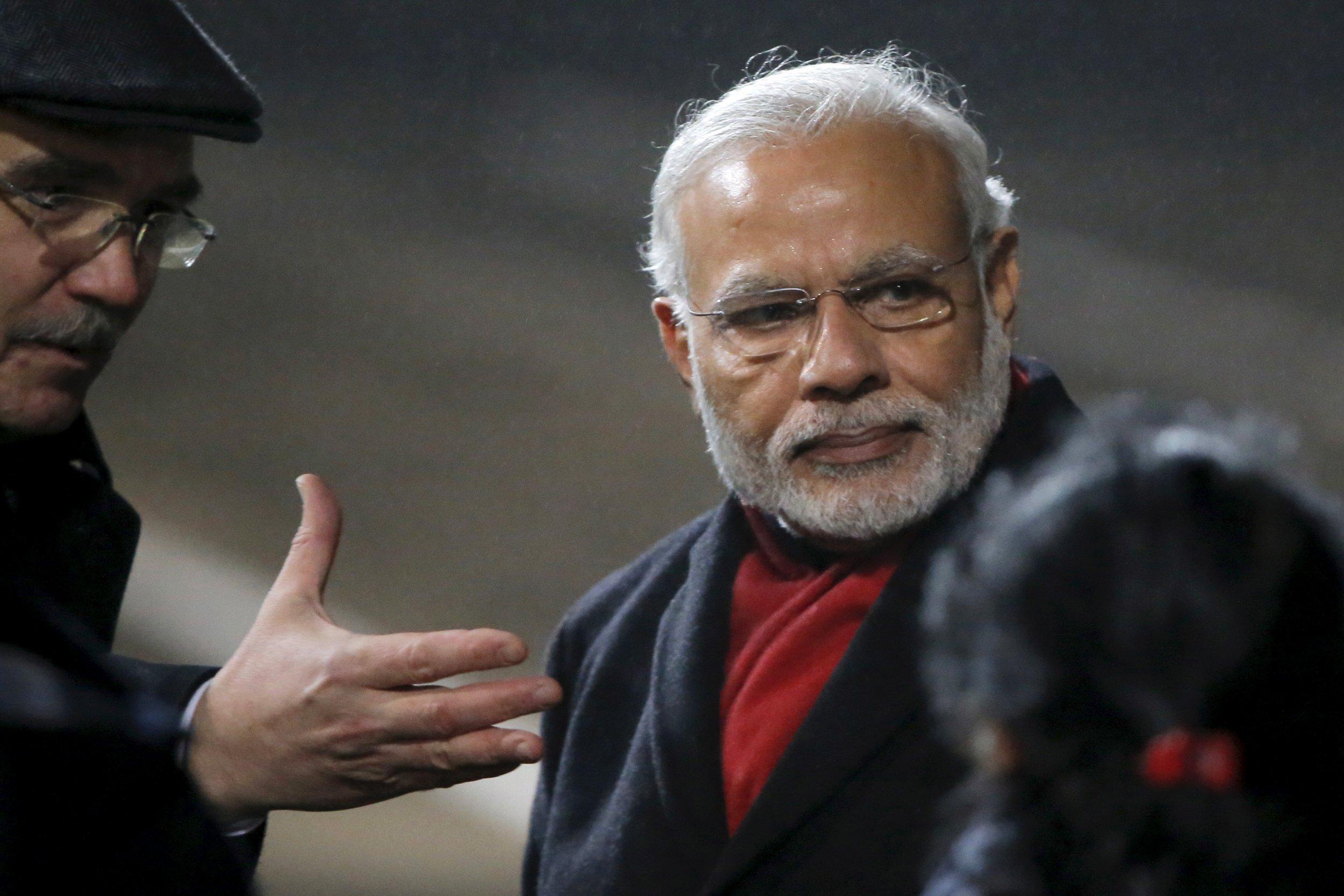 Secret Indian Nuke Site Sparks New Arms Race