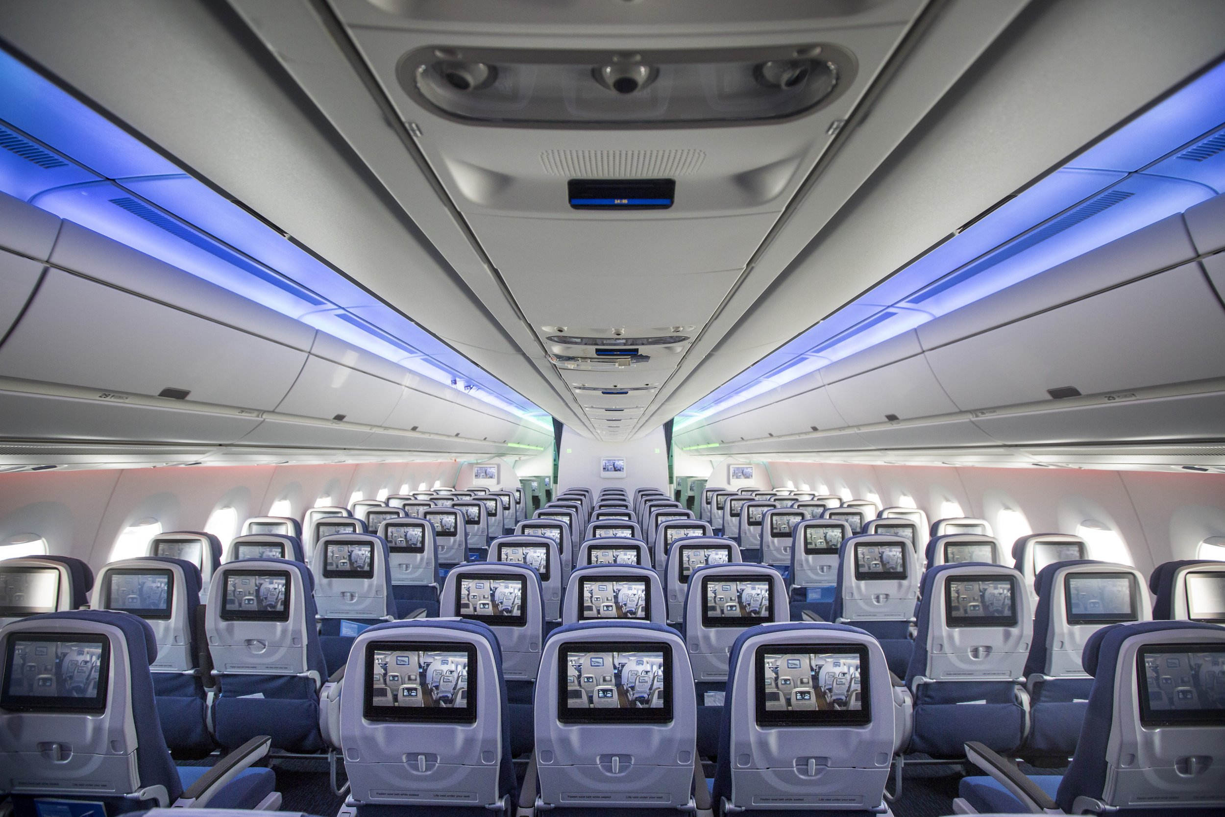 Airplane Designs That Could Counteract Jet Lag