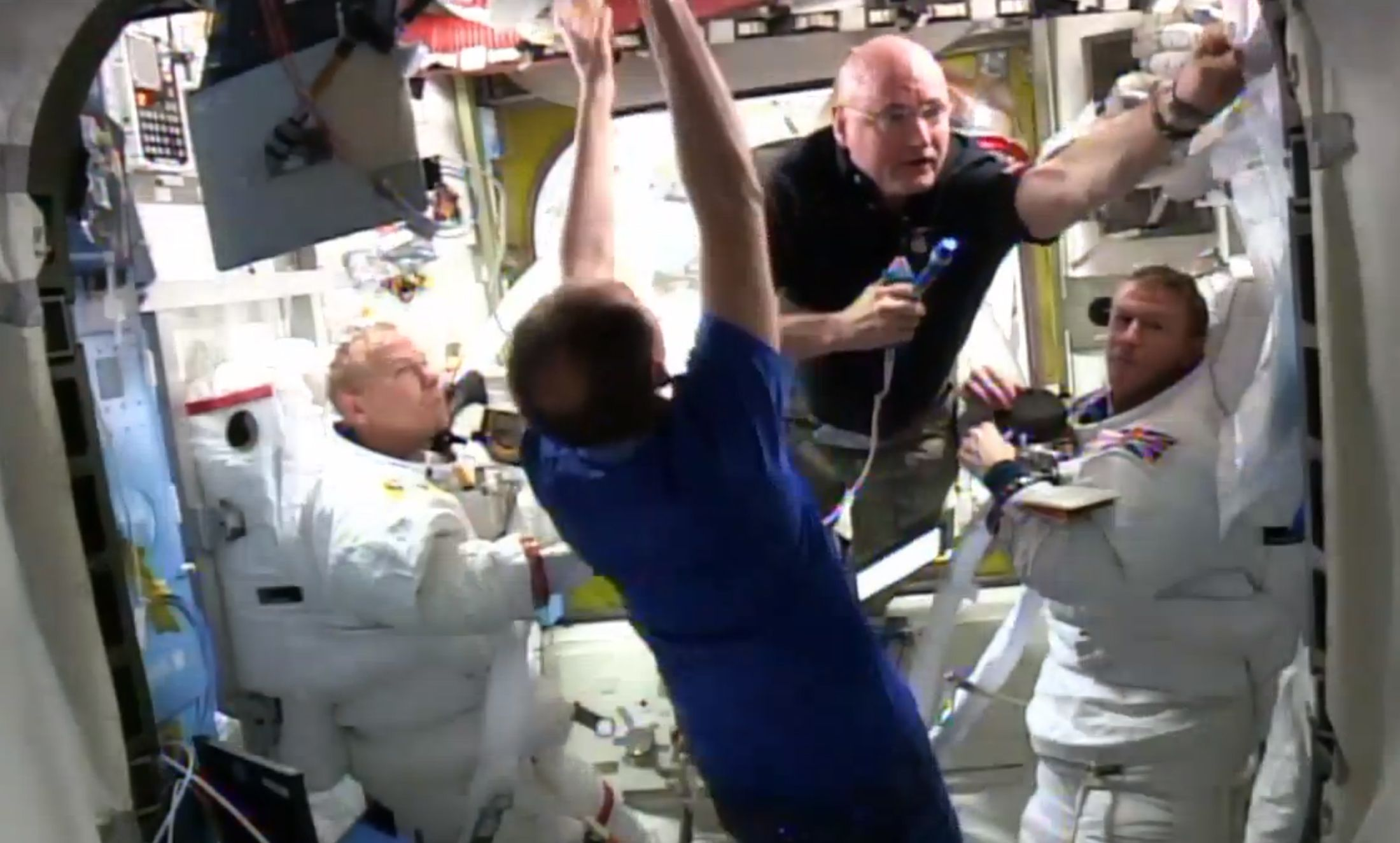 1-15-16 Spacewalk