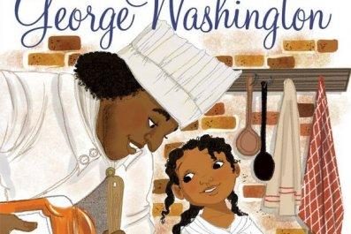 1-18-16 A Birthday Cake for George Washington