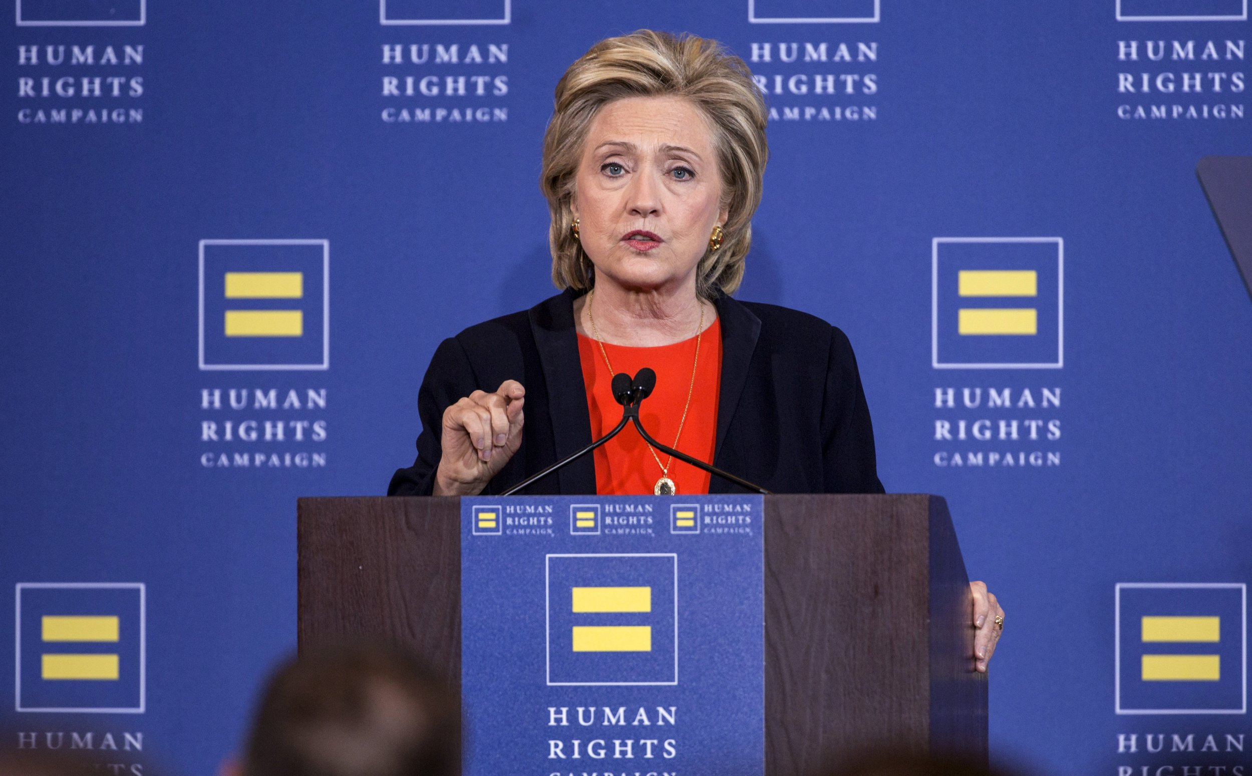 human rights campaign The human rights campaign (hrc) is a 501(c)(4) nonprofit organization that aims to affect policies concerning lesbian, gay, bisexual and transgender (lgbt) americans through advocacy and lobbying.