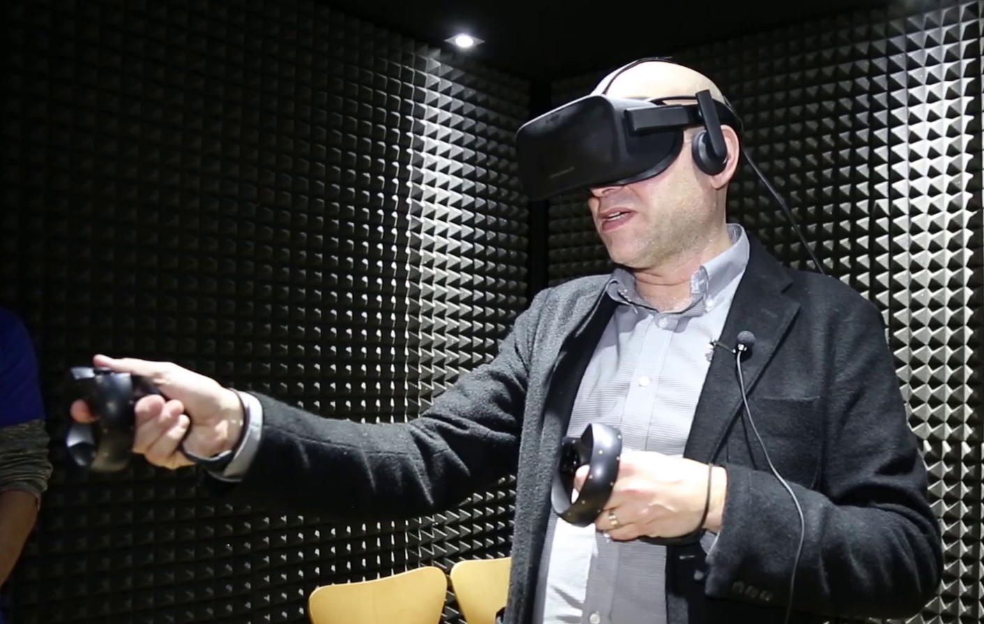 oculus rift at ces 2016