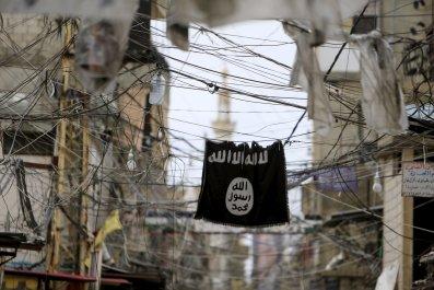ISIS hackers China university Tsinghua