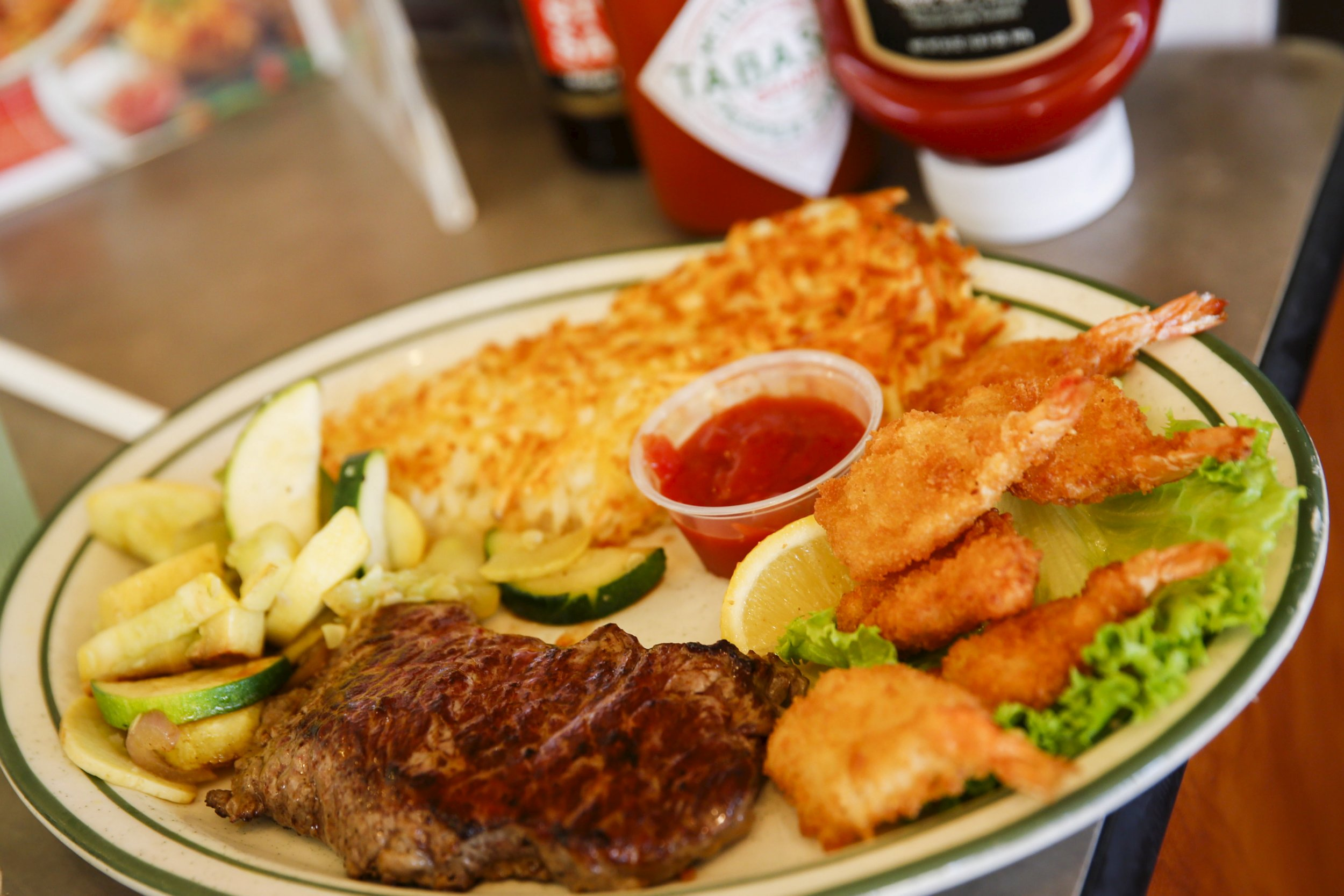Non Chain Restaurants Also Serve Supersized High Calorie