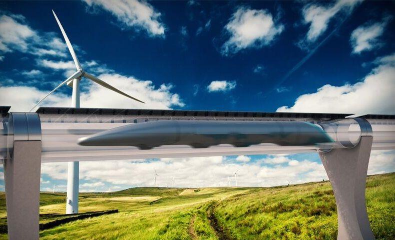 Hyperloop elon musk quay valley