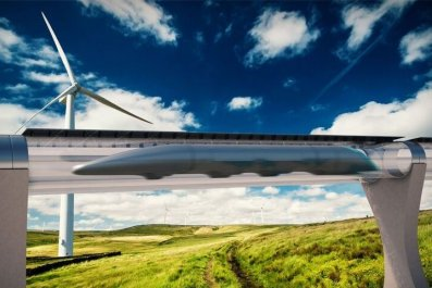 Hyperloop elon musk quay valley