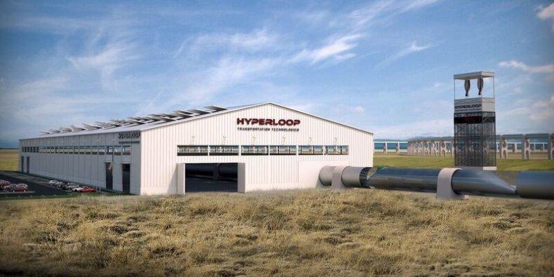 Hyperloop transportation HTT elon musk