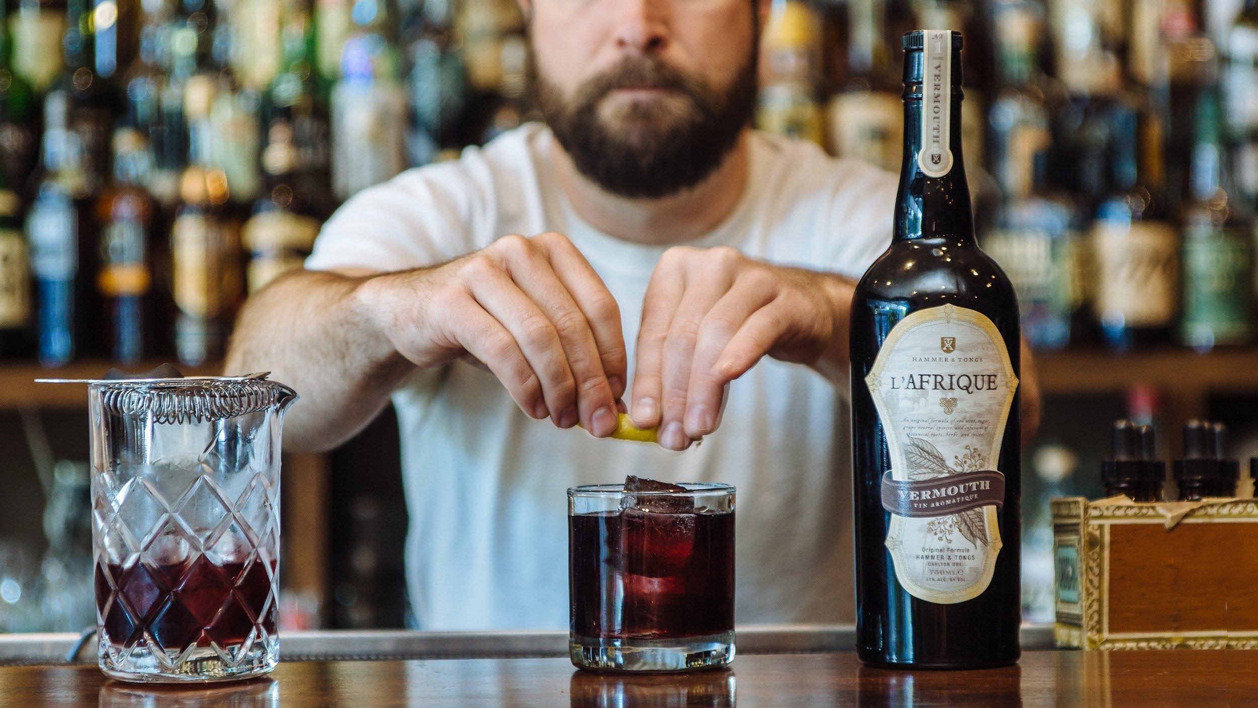 The Valiant Return of Vermouth