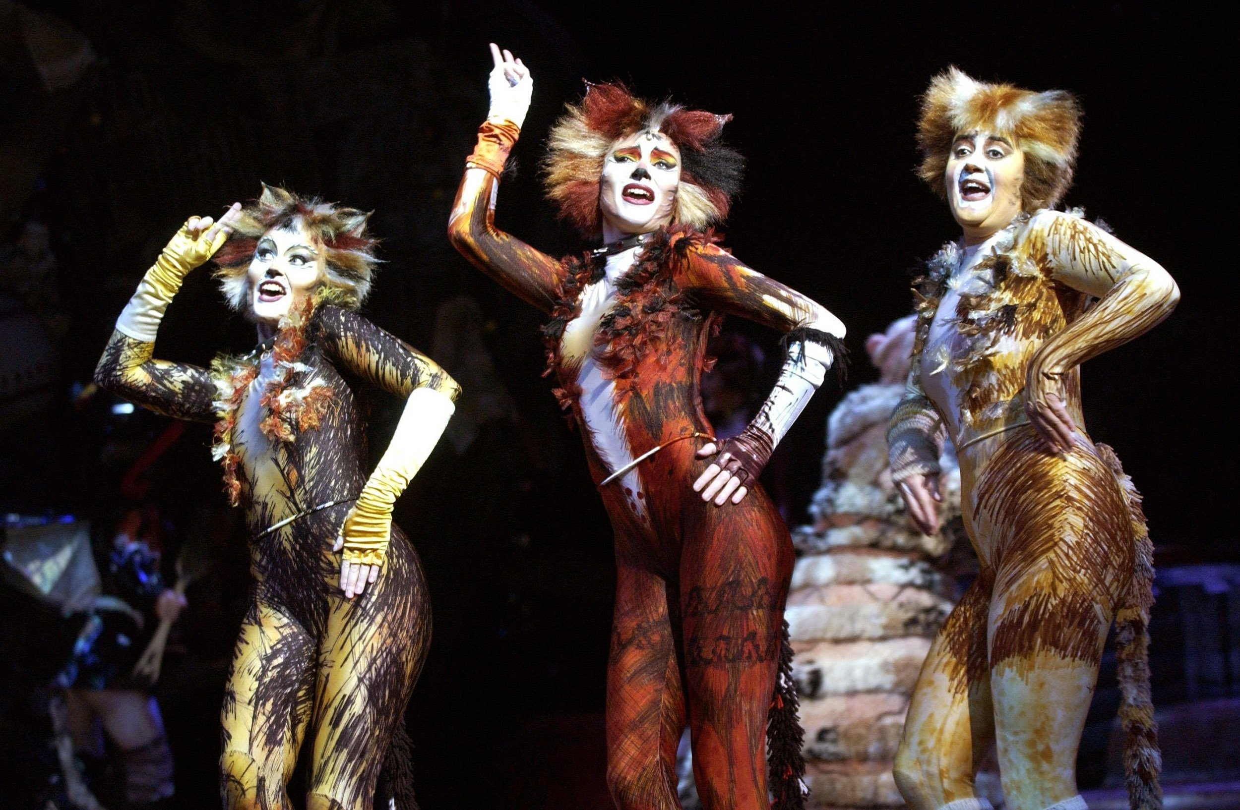 'Cats' Is Clawing ...