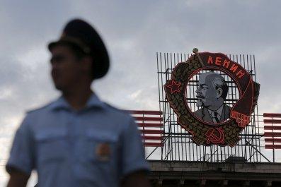 0122_Putin_Lenin