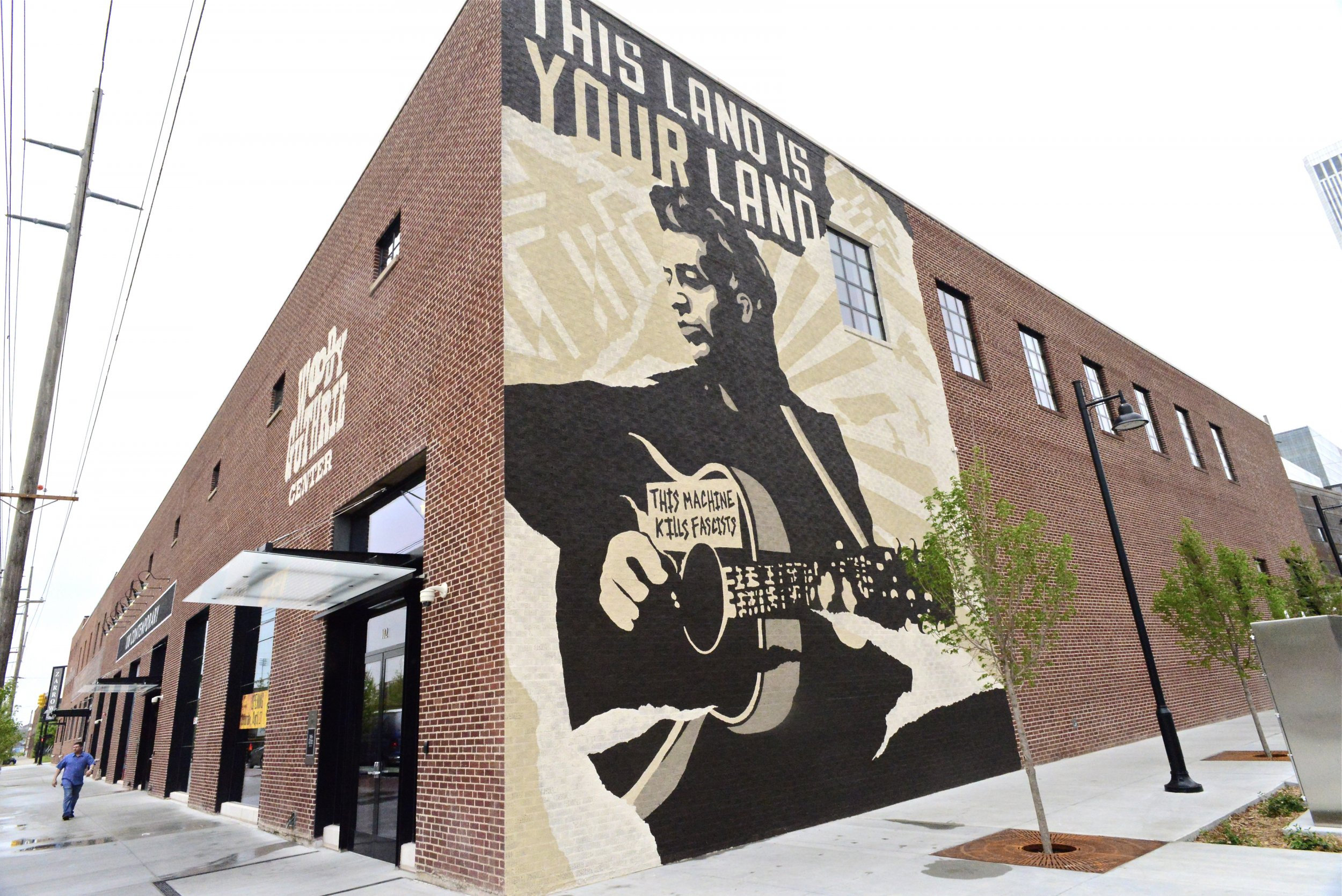 What Renting From Old Man Trump Taught Woody Guthrie