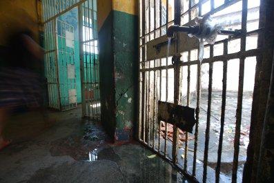Brazil Prison Break