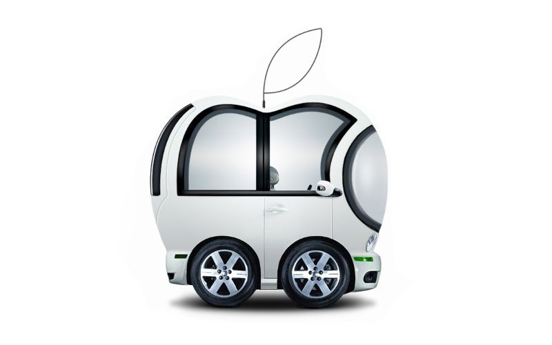 apple car project titan electric