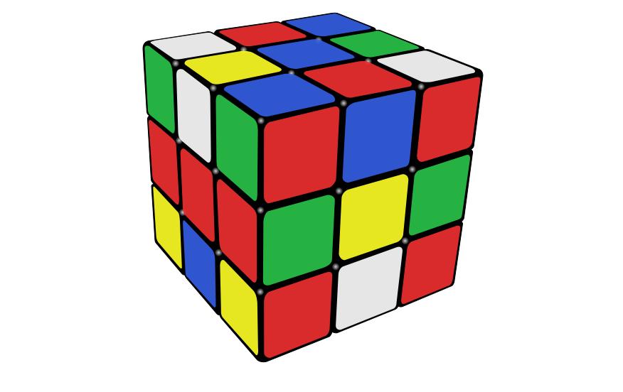 rubiks cube robot world record