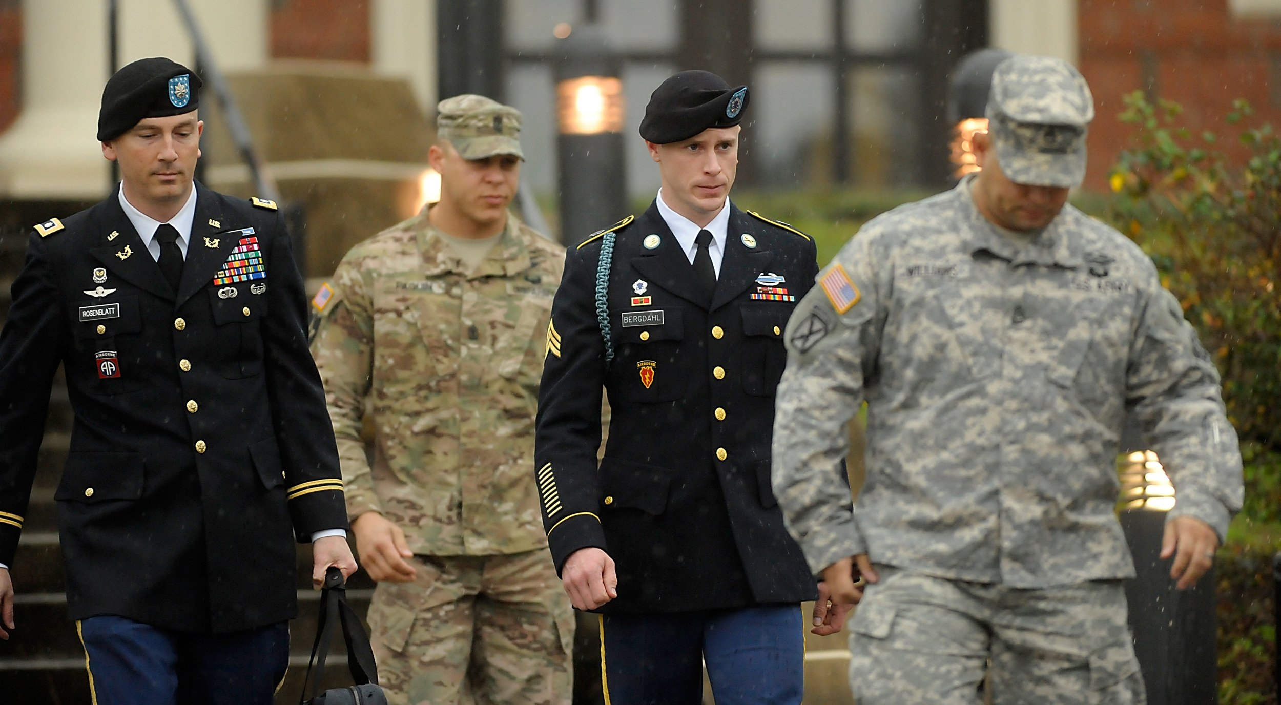 What the Army Doesn't Want You to Know About Bowe Bergdahl
