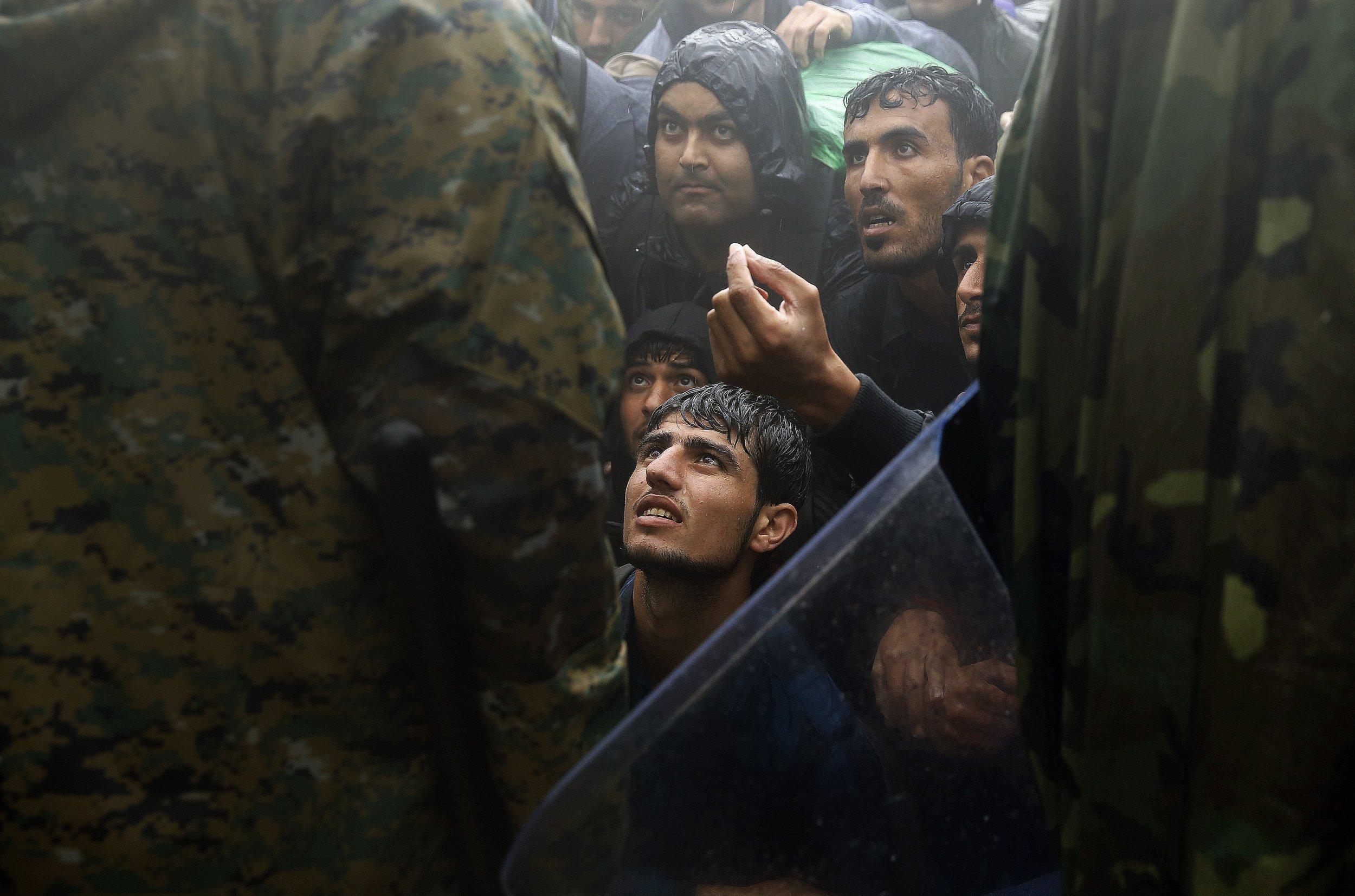 10/09/2015_Macedonia Refugees
