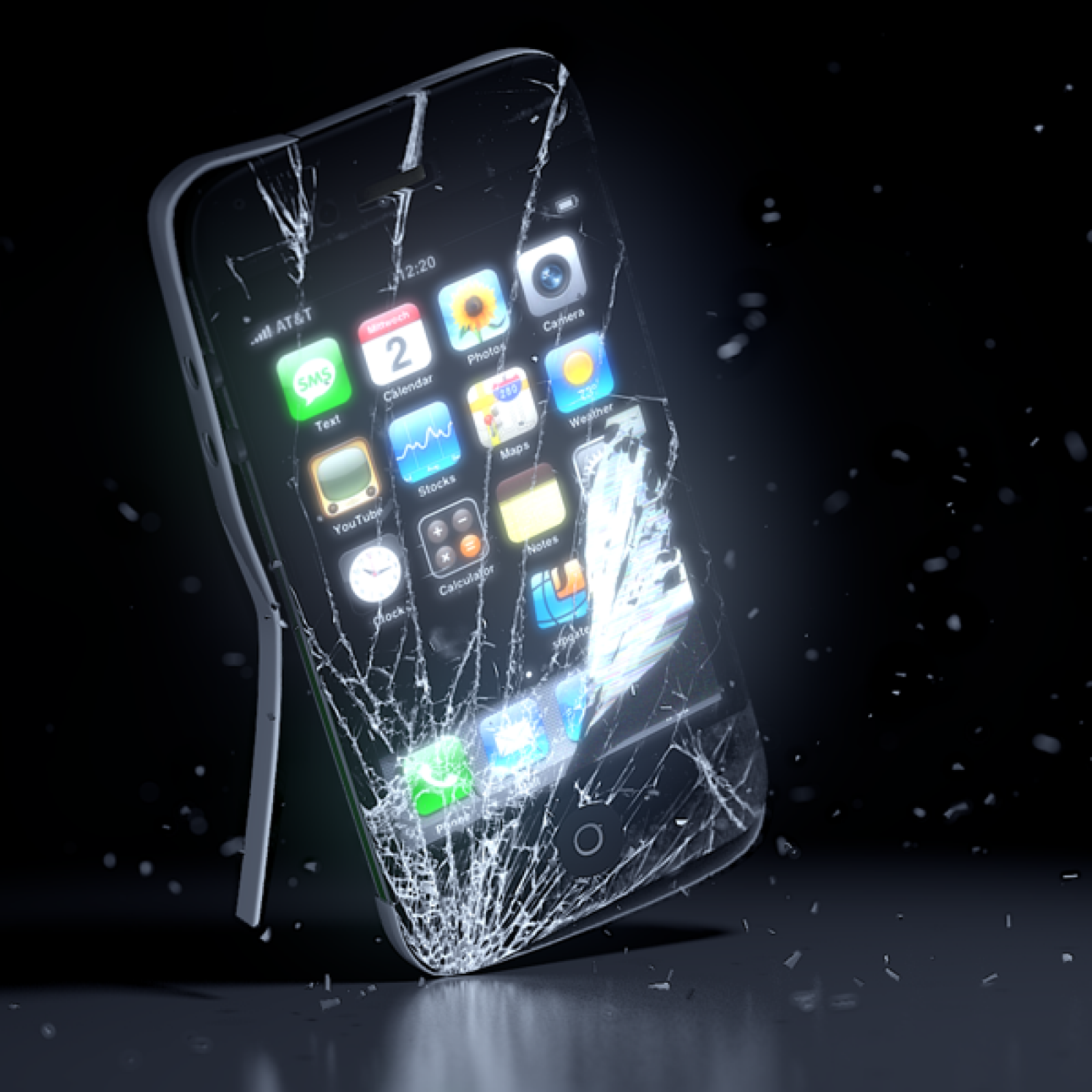 Prank Website Crashes iPhones by Overloading Web Browser