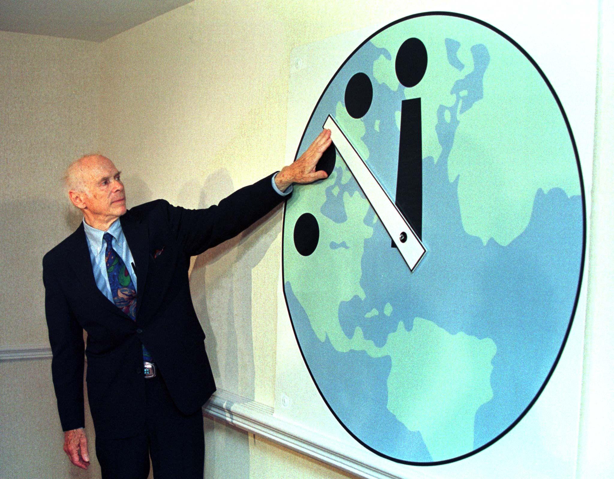 doomsday clock - photo #23