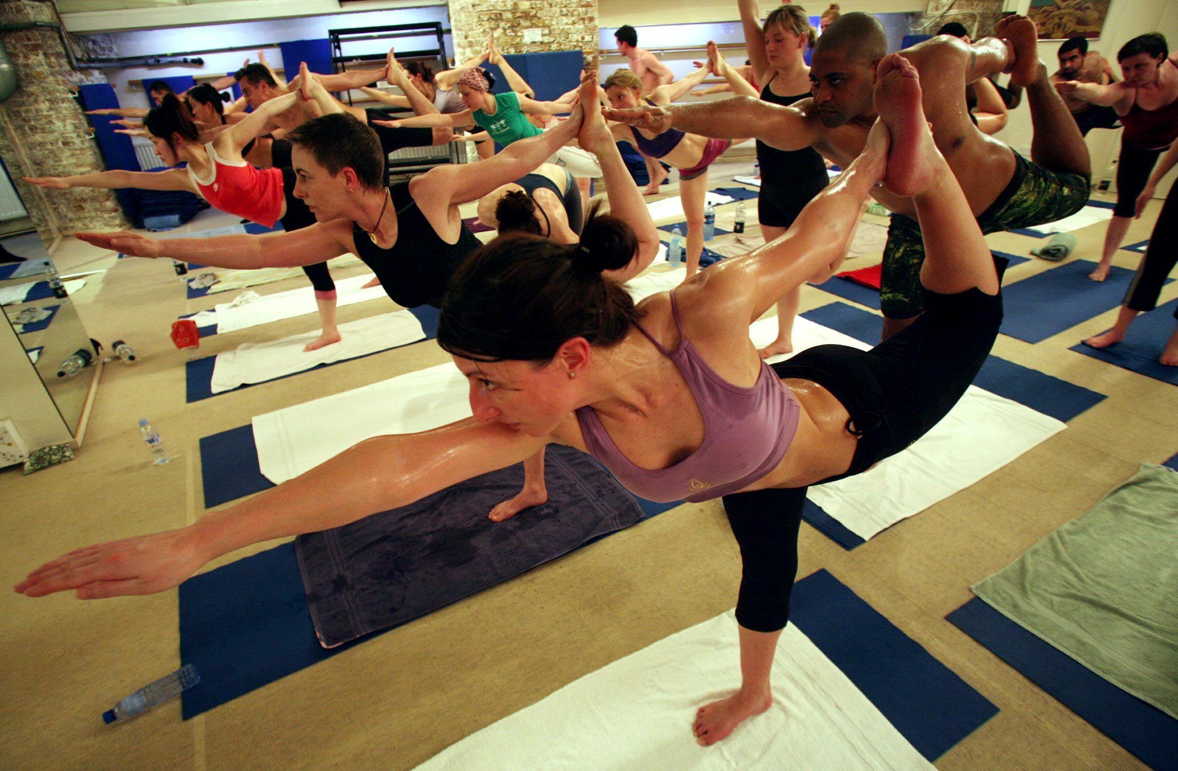 Bikram yoga founder bikram choudhury sexual harassment