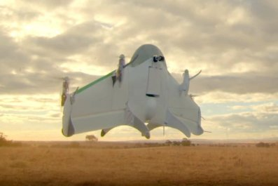 google drone project wing delivery