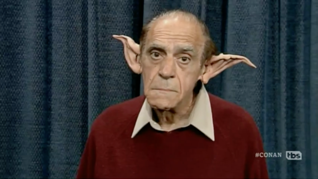 Remembering Abe Vigodas Hilarious Guest Spots On Late Night With
