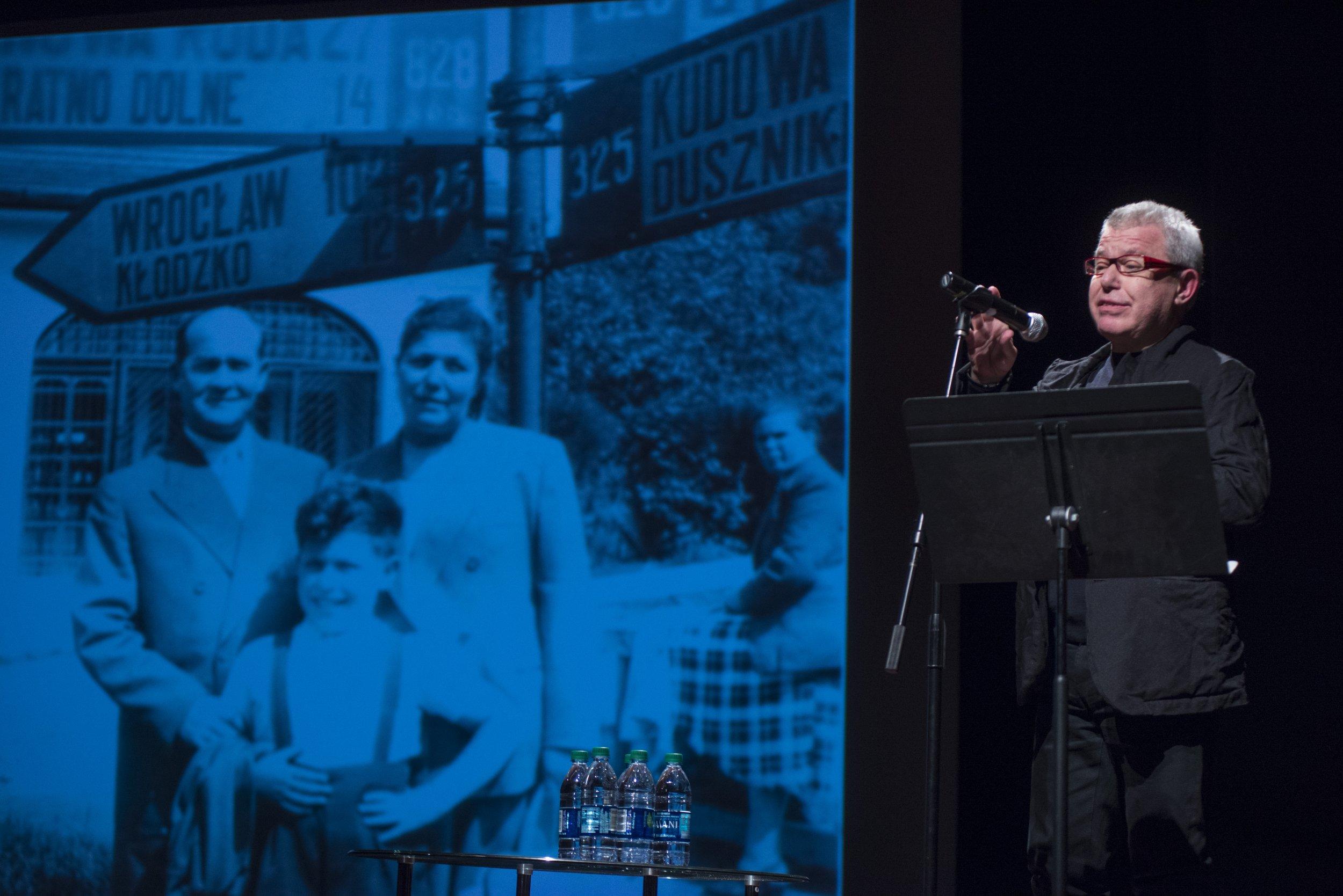 Daniel Libeskind at 2015 event_credit Melanie Einzig