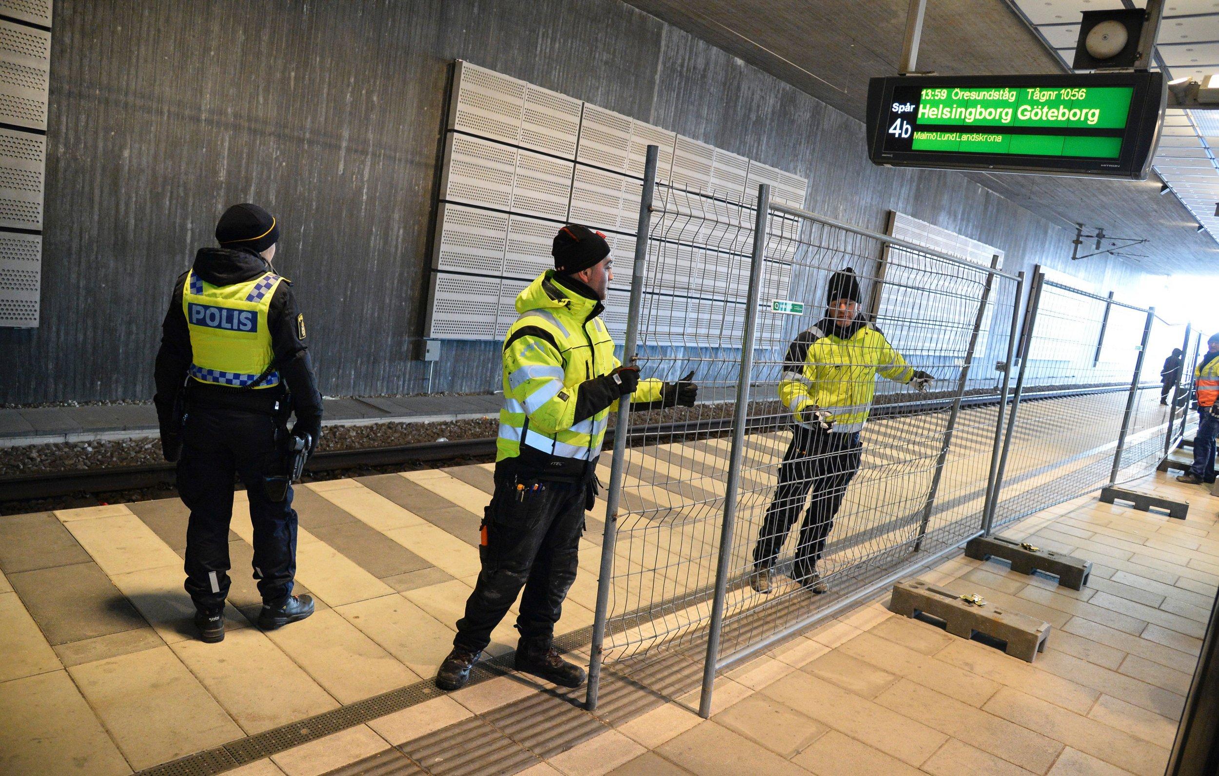 Sweden refugees