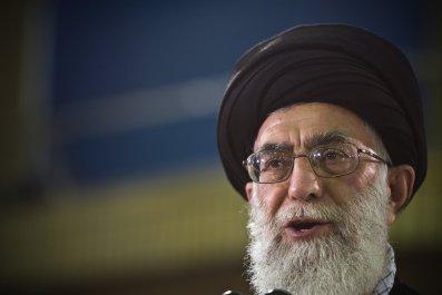 Iran's Supreme Leader Posts Holocaust Denial Video