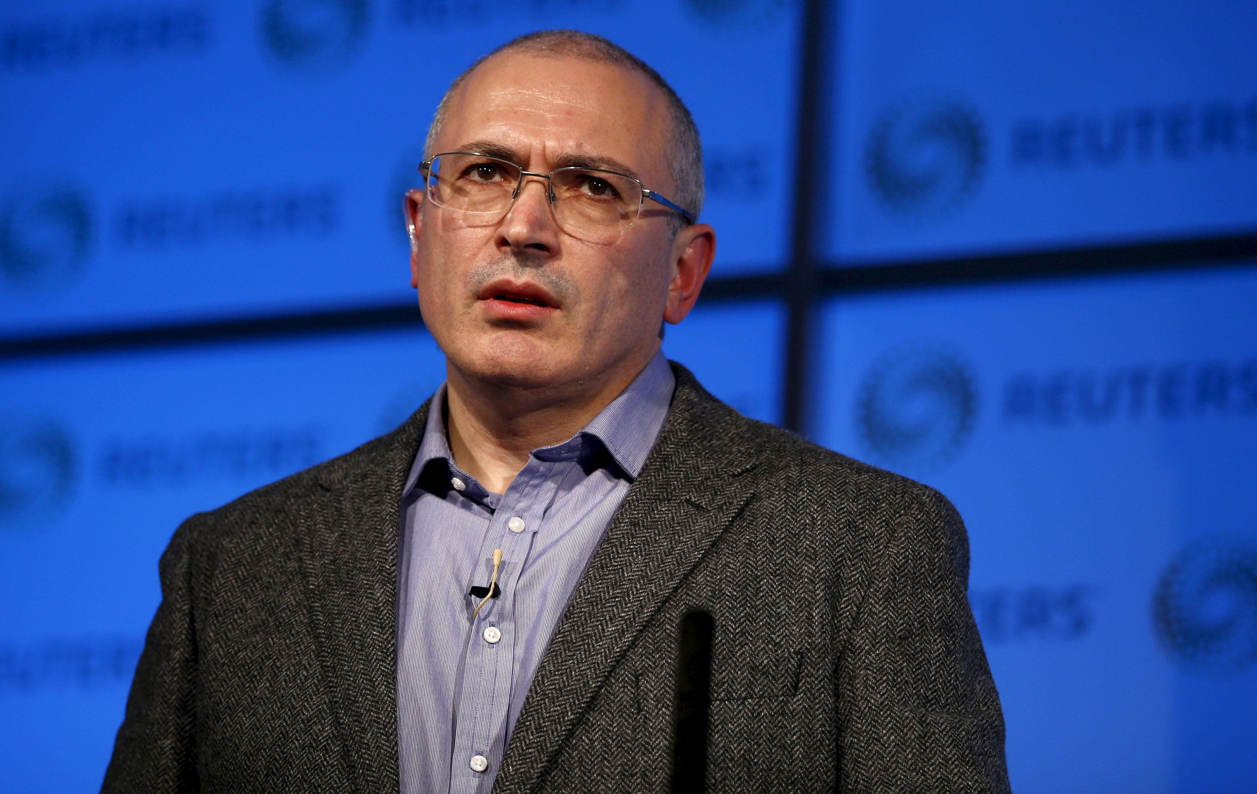 Kremlin-Critic-Khodorkovsky-Speaks