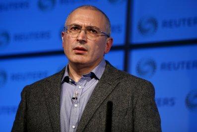 Kremlin-Critic-Khodorkovsky-Speaks