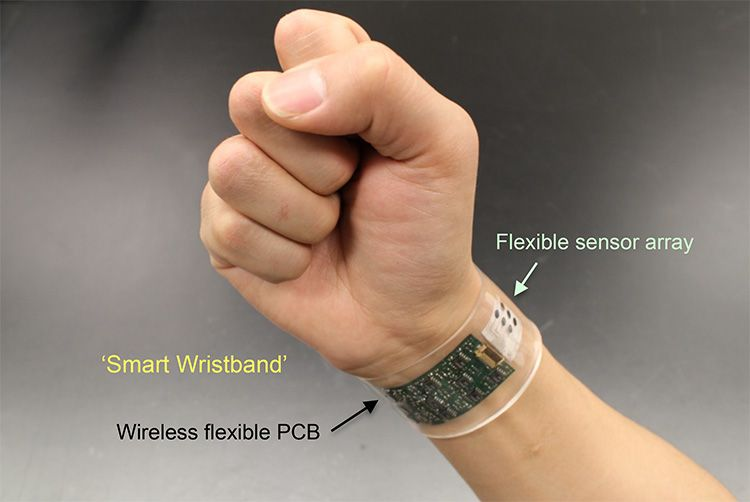 What A Wearable Sensor Can See In Your Sweat