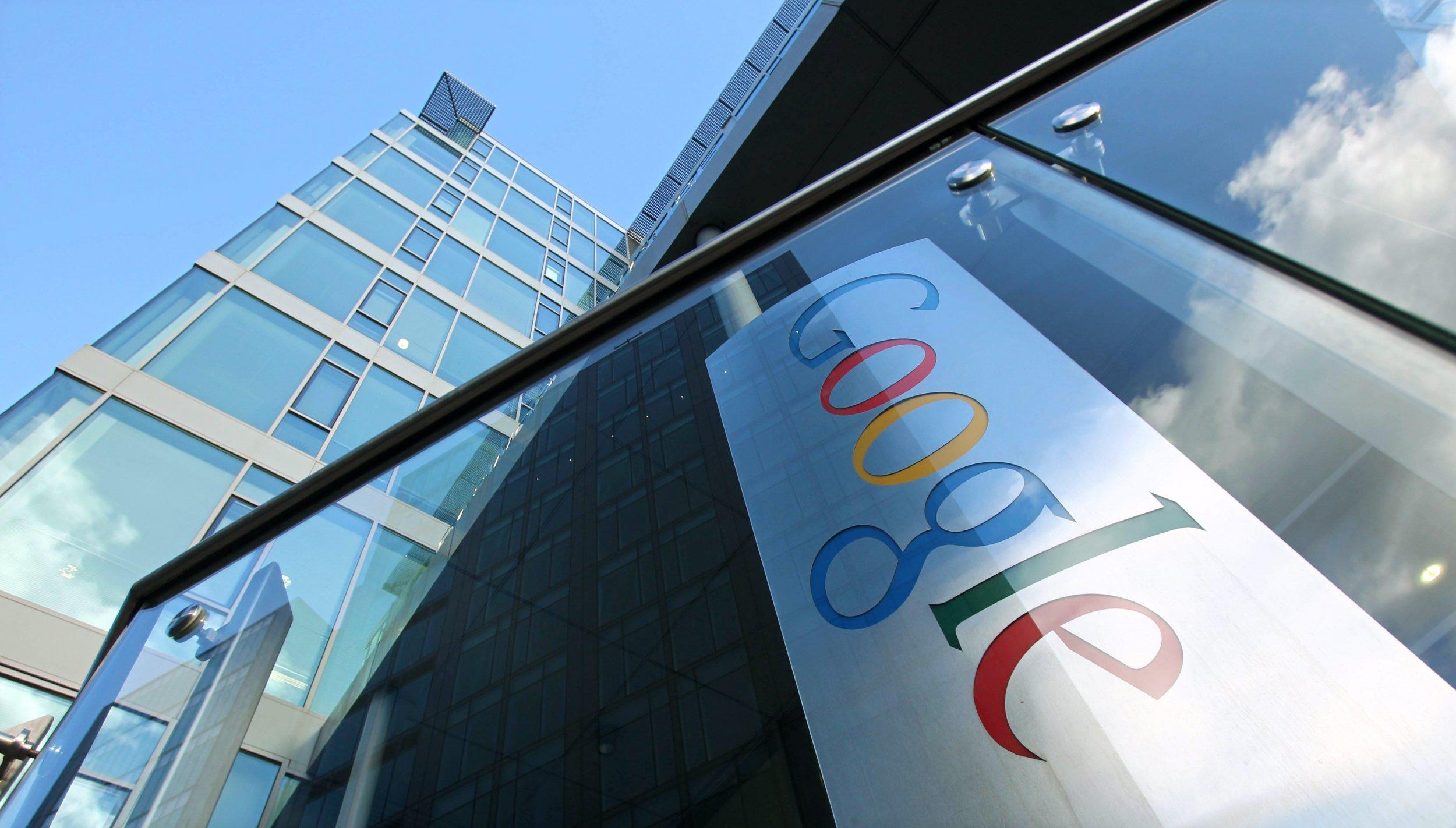 Google U.K. headquarters