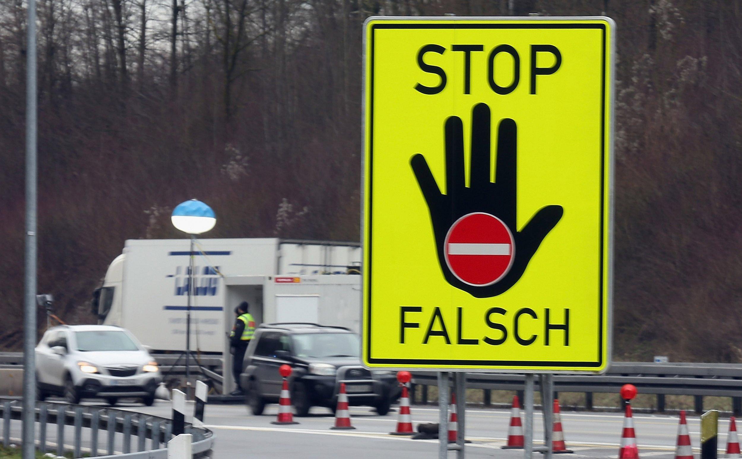 Germany asylum controls