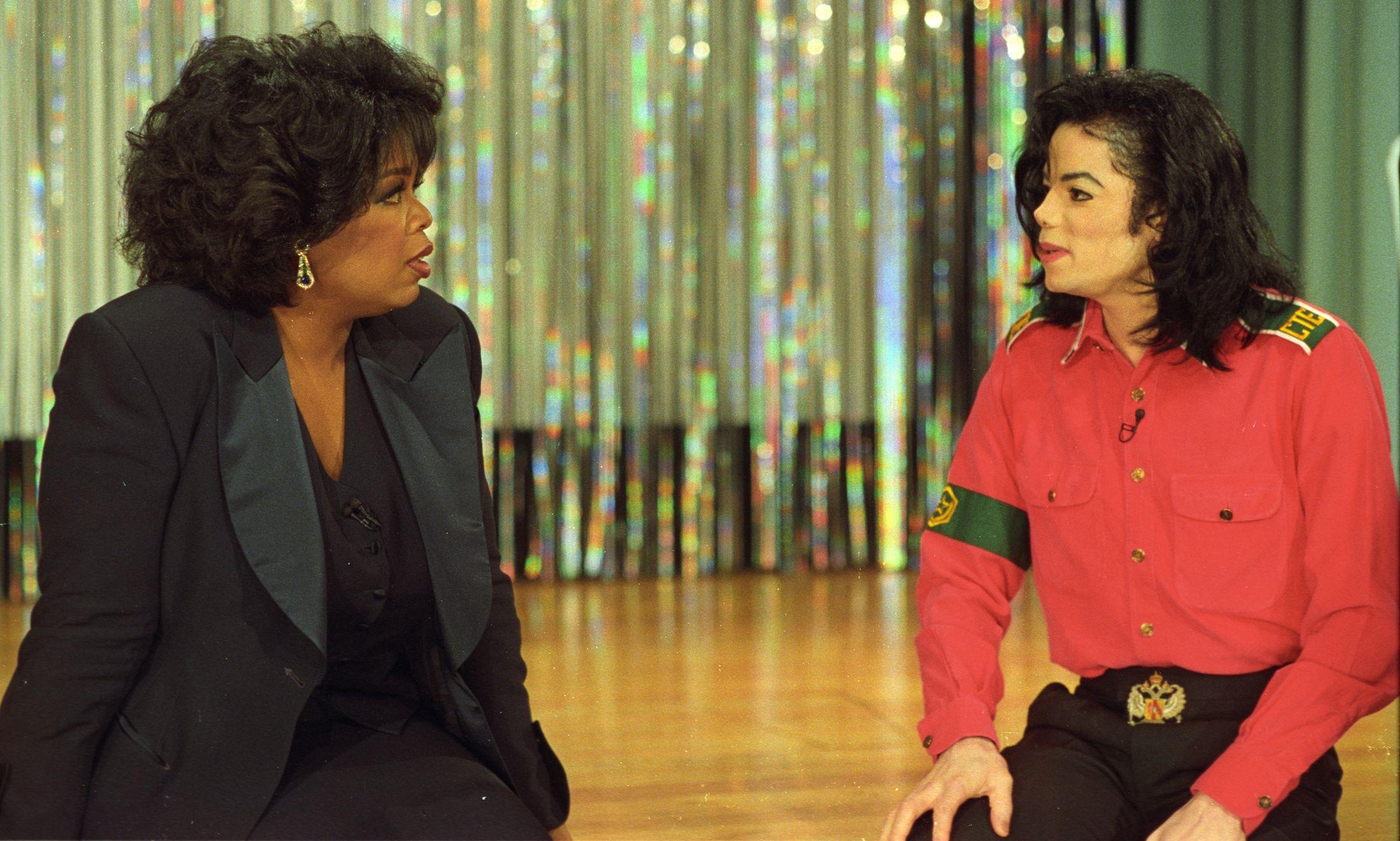 Michael Jackson interview with Oprah