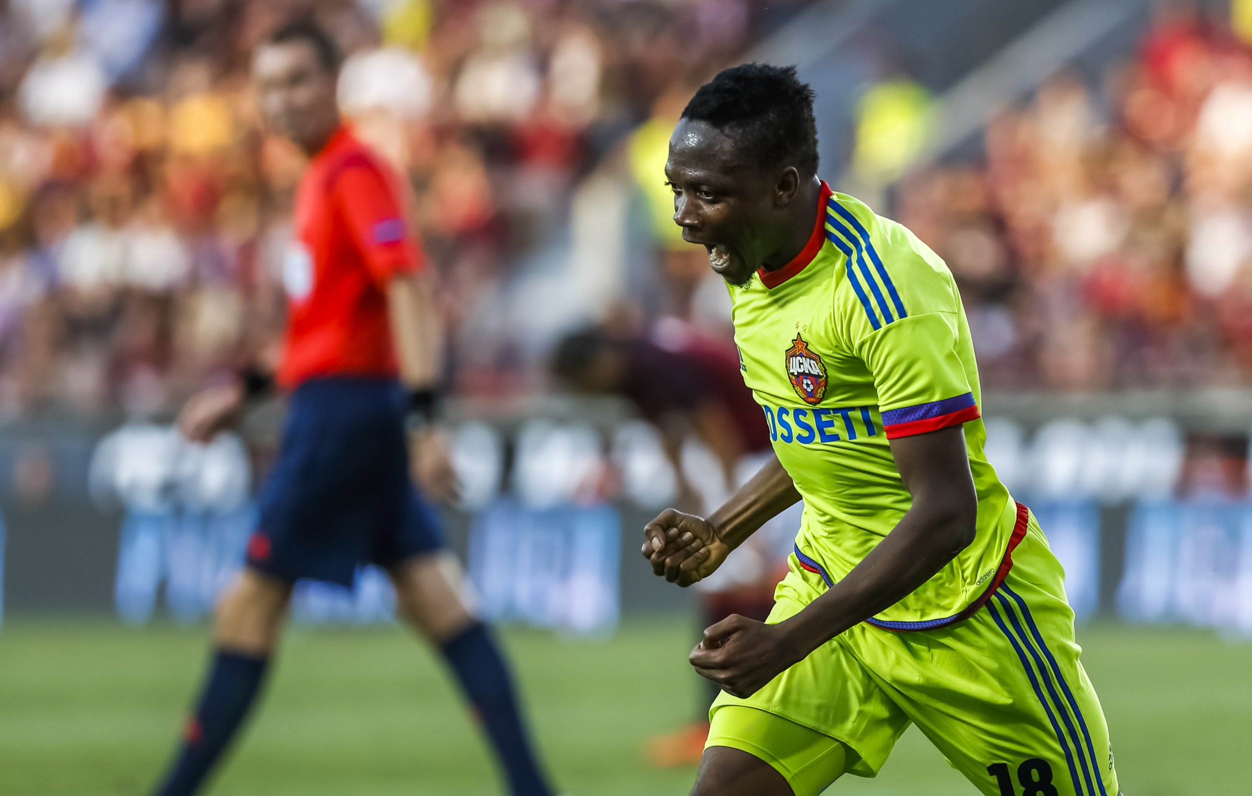 Ahmed Musa has been linked with Manchester United.