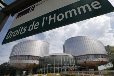 European Court on Human Rights Building