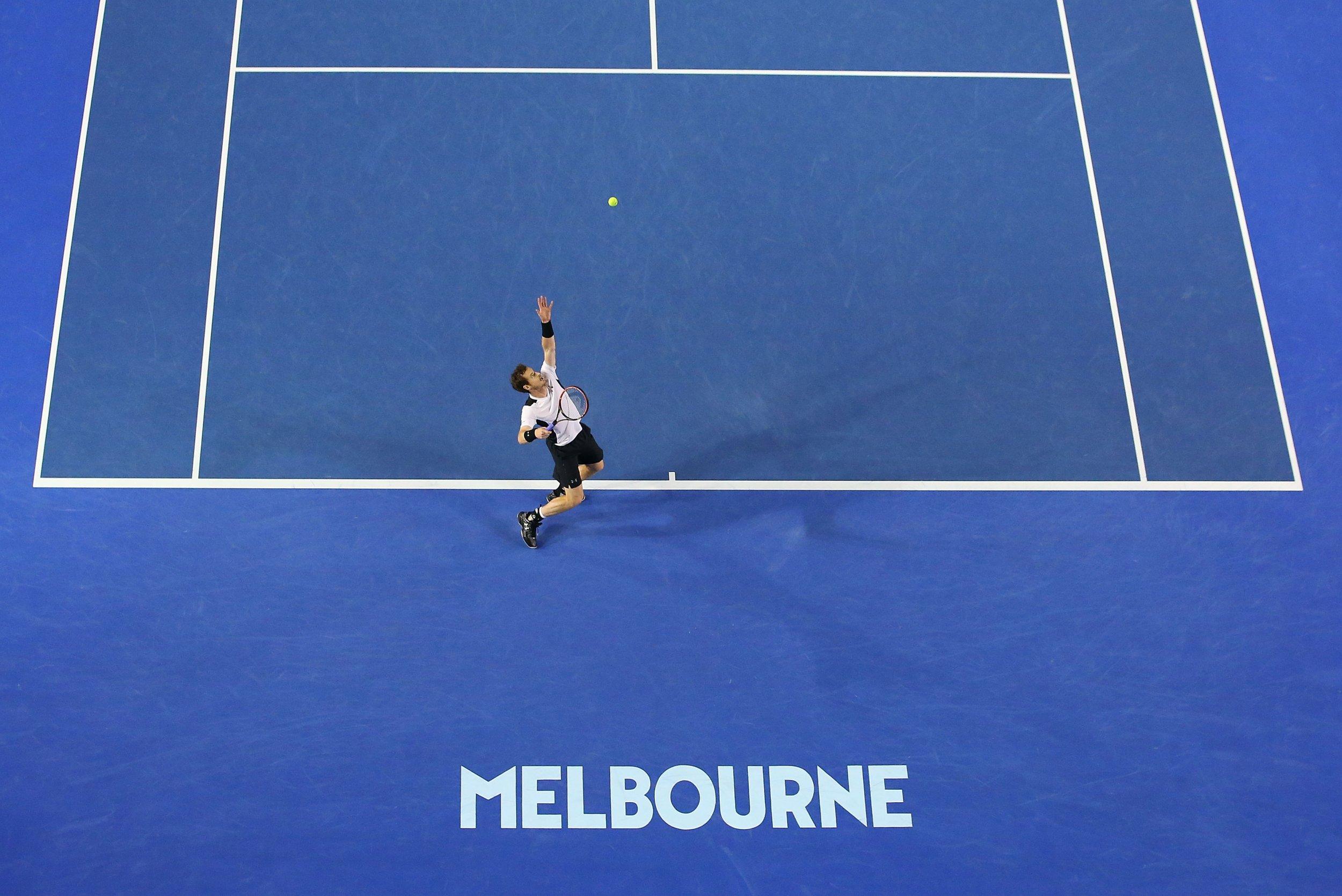 Andy Murray will face Novak Djokovic in the Australian Open final.