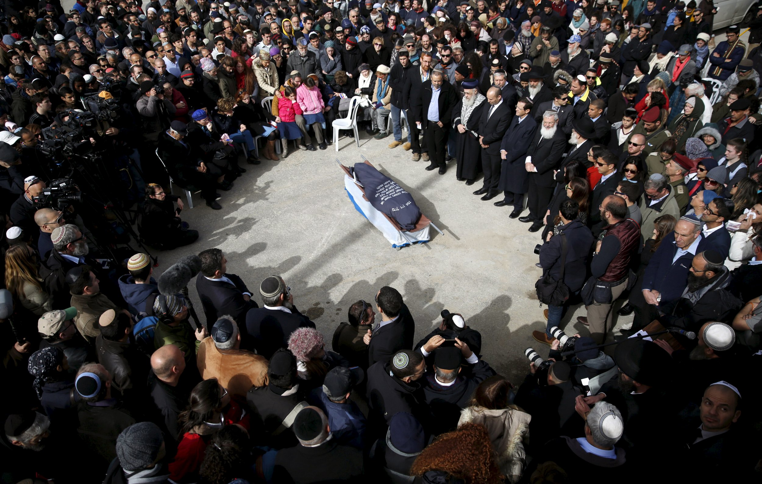Palestinian Stabbing Israel Incitement Settlement