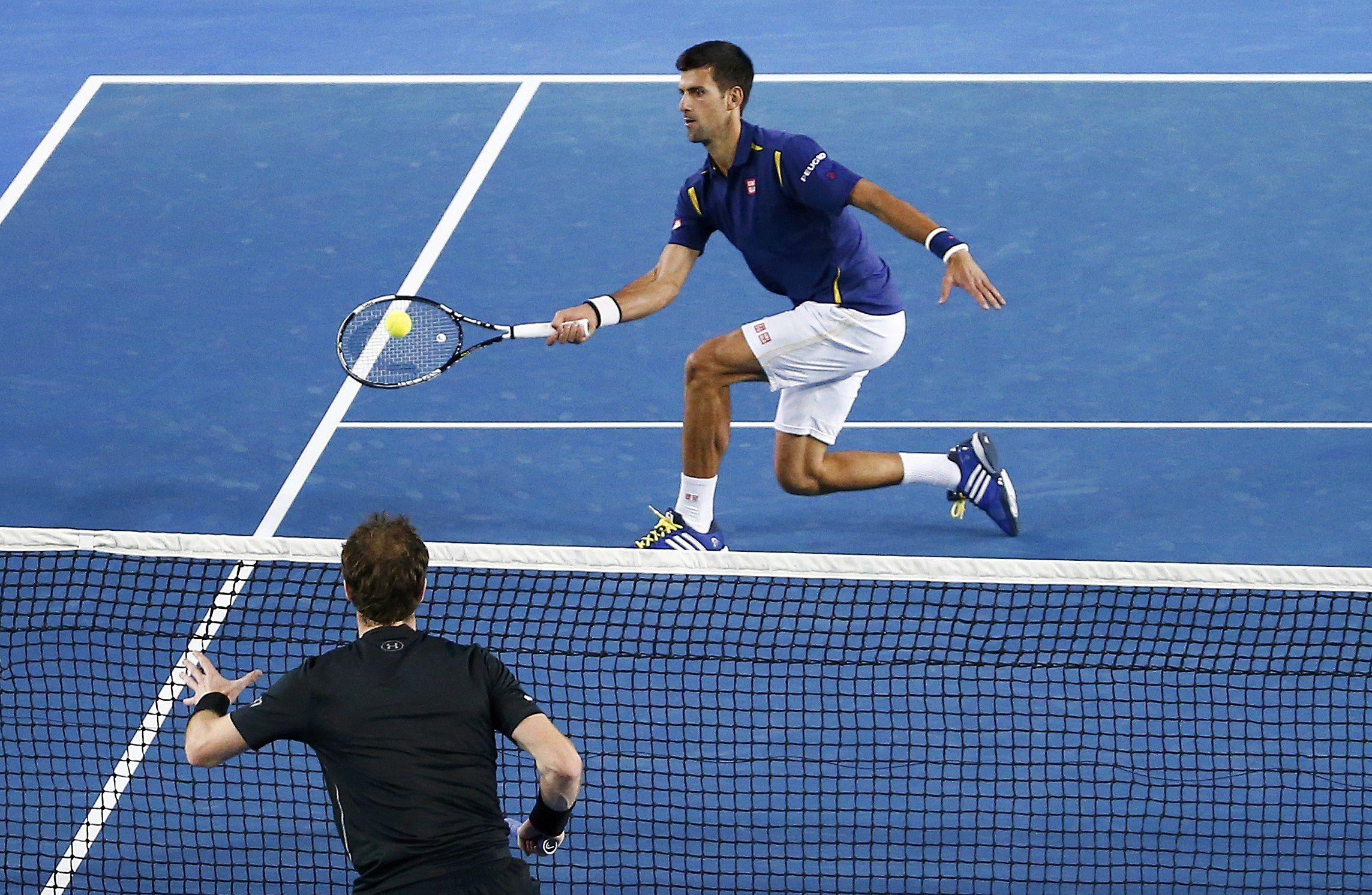Australian Open Final Murray vs Djokovic