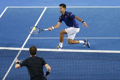 Australian Open Final Murray vs Djokovic